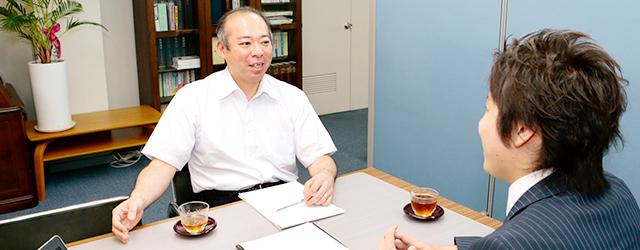 税理士インタビュー